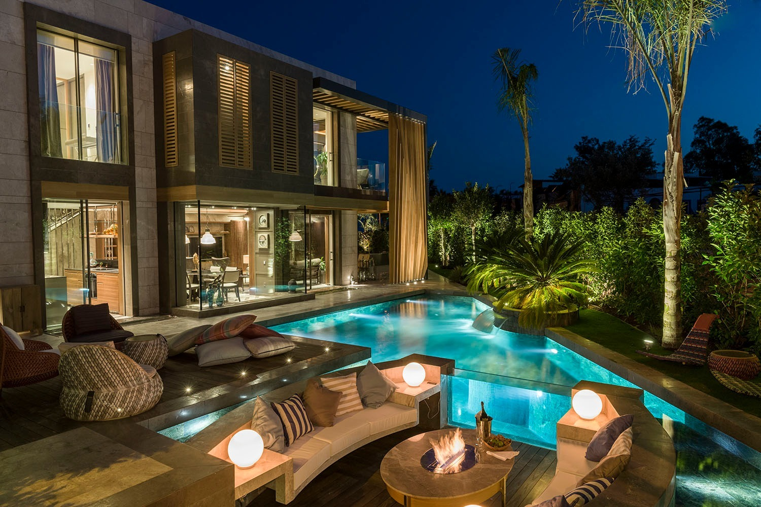 Bodrum total of 5 Luxury Residences Direct at Seafront