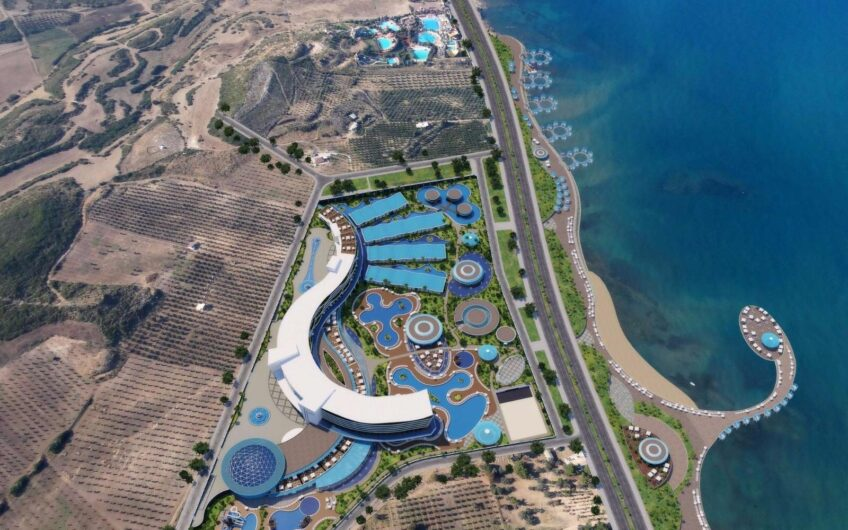 AYDIN REGION 5* HOTEL PROJECT for SALE