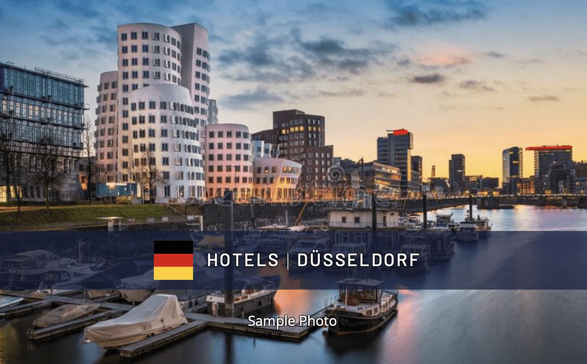 BOUTIQUE-HOTEL IN DÜSSELDORF FOR SALE